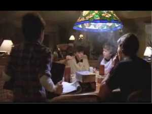 Kids playing D&D in the movie E.T.