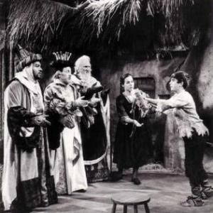 Scene from Amahl and the Night Visitors