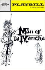 Man of La Mancha original playbill