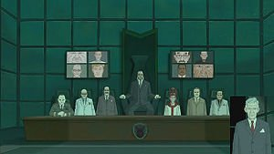 Omniscient Council of Vagueness illustration from TV Tropes