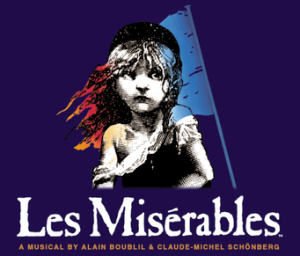 Les Miserables (opera) logo