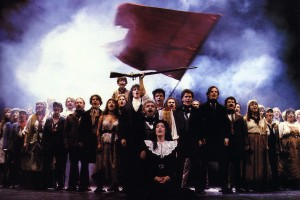 One Day More, from Les Miserables
