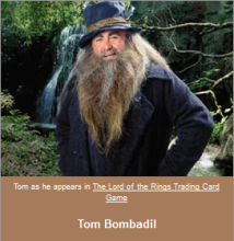 Tom Bombadil (from card game)