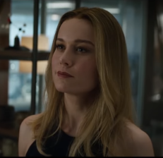 Captain Marvel, Avengers: Endgame trailer