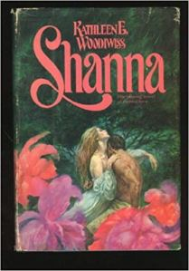 Shanna, book cover