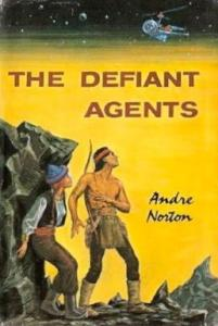 Defiant Agents cover
