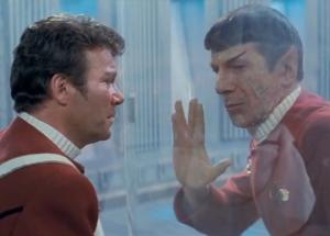 Spock's death in Star Trek 2