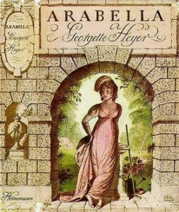 Arabella, cover
