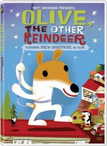 Olive the Other Reindeer, TV poster