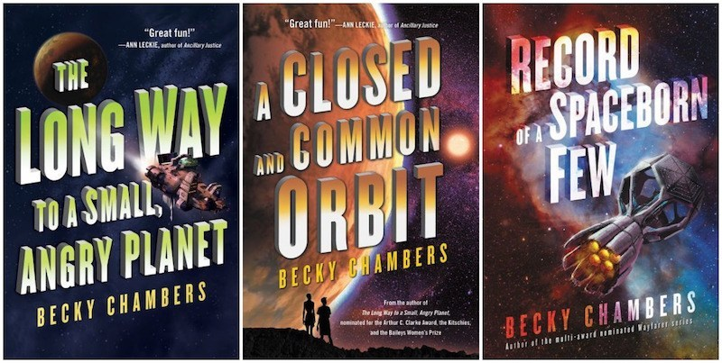 Becky Chambers and Domestic Science Fiction | Rick Ellrod's Observatory