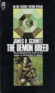 The Demon Breed, cover