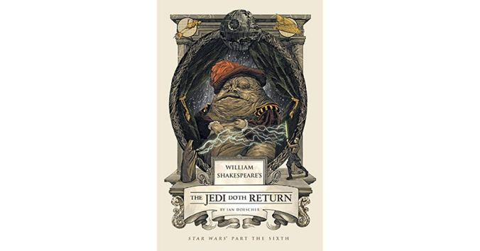 The Jedi Doth Return, cover