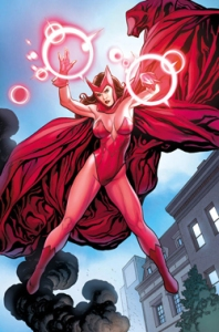 Scarlet Witch (Frank Cho)