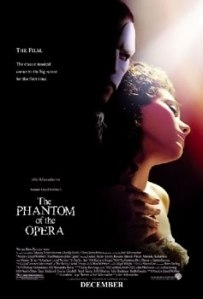 Phantom of the Opera, movie poster