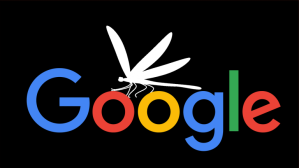 Google Dragonfly graphic