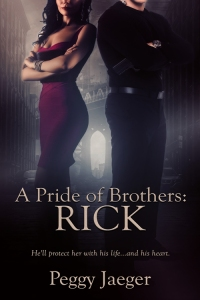 A Pride of Brothers: Rick, cover