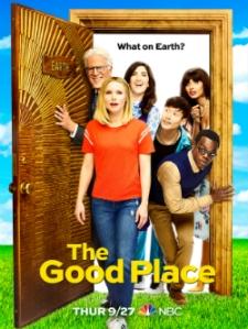 Good Place cast, inquiring