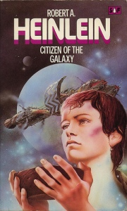 Citizen of the Galaxy cover