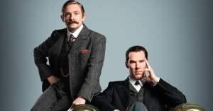 Sherlock Holmes and Doctor Watson