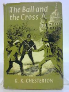The Ball and the Cross, cover