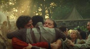 Star Wars - The Rise of Skywalker, final group hug