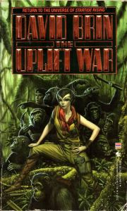 The Uplift War, cover