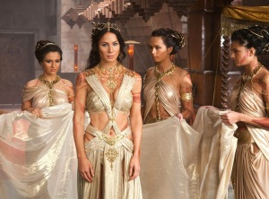 Lynn Collins as Dejah Thoris in John Carter of Mars