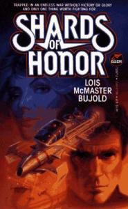 Shards of Honor cover