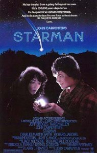 Starman movie poster