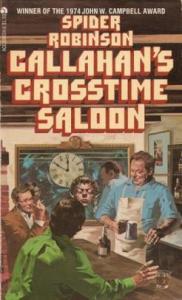 Callahan's Crosstime Saloon cover