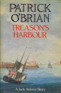 Treason's Harbour cover