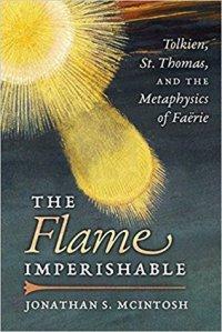 The Flame Imperishable, cover