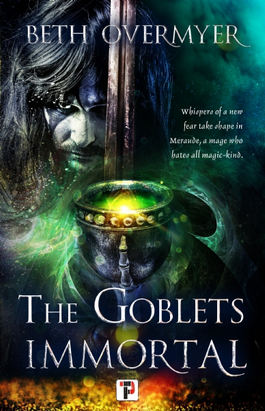 The Goblets Immortal, cover
