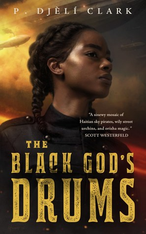 The Black God's Drums, cover