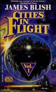 Cities in Flight, cover