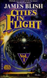 Cities in Flight, cover