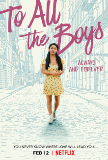 To All the Boys: Always and Forever, movie poster