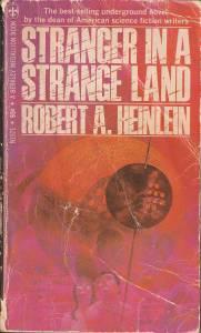 Stranger in a Strange Land, cover