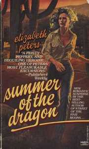 Summer of the Dragon, cover