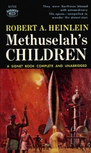 Methuselah's Children cover