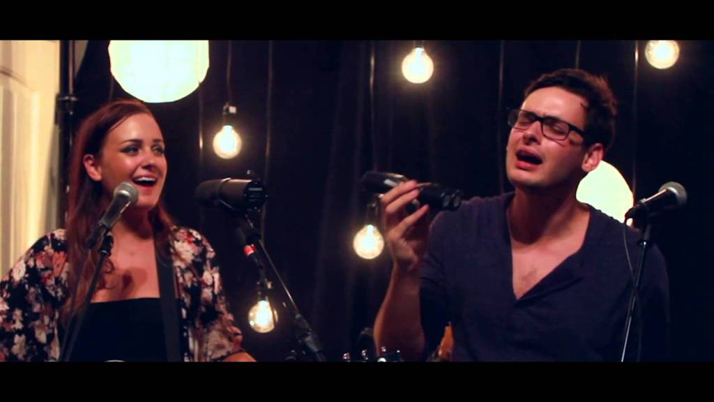Emily Hearn and Michael Harrison sing Like Ships Need the Sea